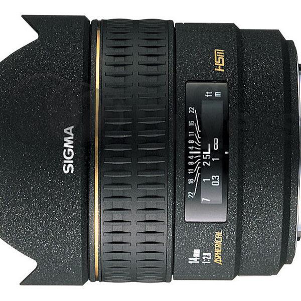 Sigma 14mm f/2.8 EX HSM Aspherical